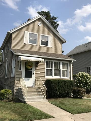 1747 S Cora Street, Des Plaines, IL 60018 (MLS #10137360) :: Domain Realty