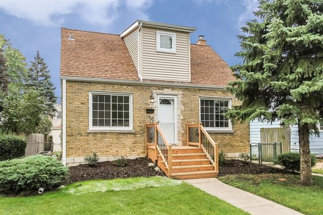 6905 Church Street, Morton Grove, IL 60053 (MLS #10137372) :: Helen Oliveri Real Estate