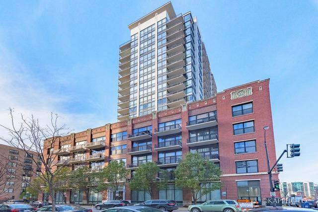 210 S Desplaines Street #810, Chicago, IL 60661 (MLS #10137433) :: John Lyons Real Estate