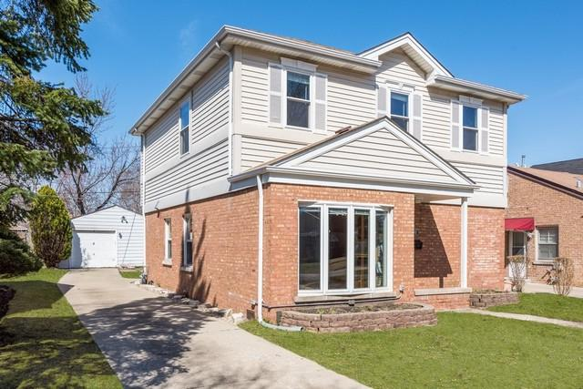 8240 Mango Avenue, Morton Grove, IL 60053 (MLS #10137530) :: The Wexler Group at Keller Williams Preferred Realty