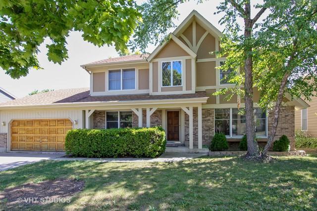 1617 Brighton Drive, Mundelein, IL 60060 (MLS #10137563) :: Helen Oliveri Real Estate
