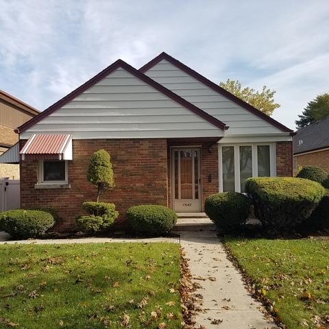 1645 N 24th Avenue, Melrose Park, IL 60160 (MLS #10137570) :: Domain Realty