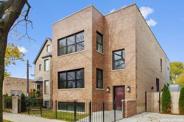 2342 W Melrose Street, Chicago, IL 60618 (MLS #10137622) :: Domain Realty