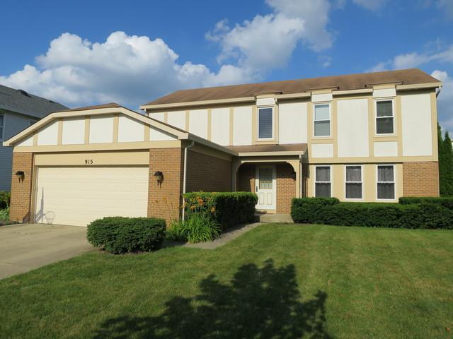 915 Hobson Drive, Buffalo Grove, IL 60089 (MLS #10137628) :: Helen Oliveri Real Estate