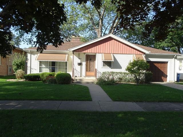 10038 S Kildare Avenue, Oak Lawn, IL 60453 (MLS #10137638) :: Leigh Marcus   @properties