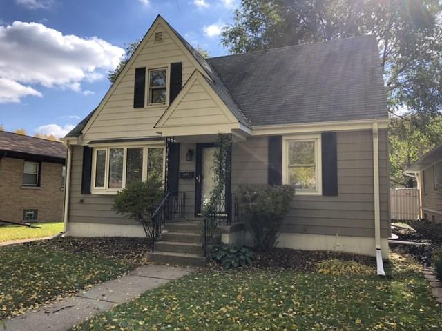 3539 Madison Street, Lansing, IL 60438 (MLS #10137669) :: Domain Realty