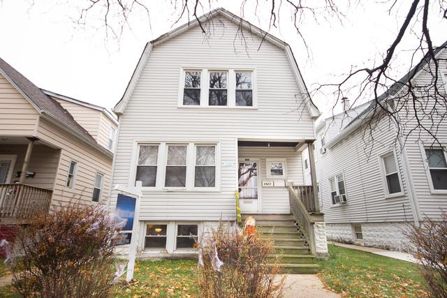 5923 W Eastwood Avenue, Chicago, IL 60630 (MLS #10137711) :: Leigh Marcus | @properties