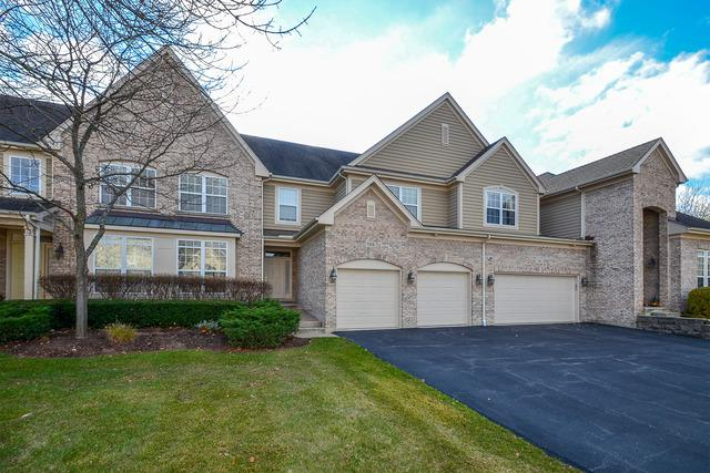 703 Stone Canyon Circle, Inverness, IL 60010 (MLS #10137739) :: Leigh Marcus | @properties