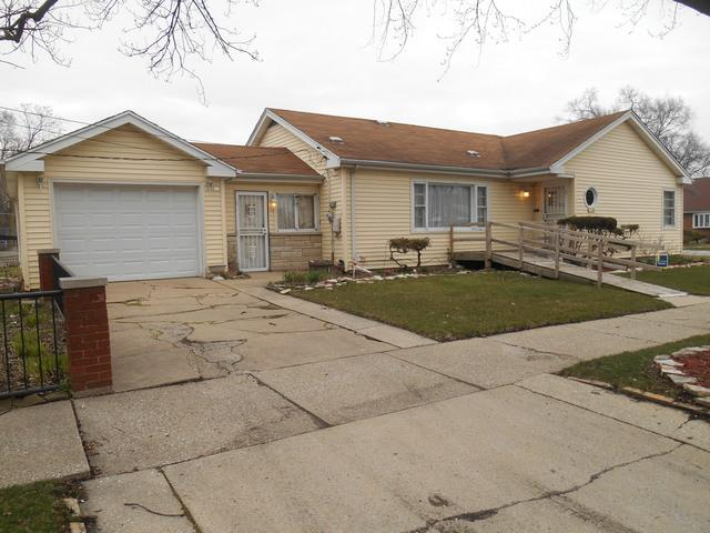 15646 Ashland Avenue, Harvey, IL 60426 (MLS #10137769) :: Ani Real Estate