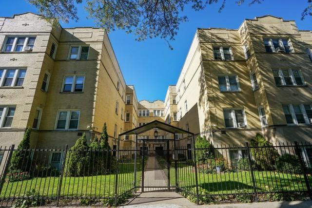 6446 N Claremont Avenue #3, Chicago, IL 60645 (MLS #10137789) :: Leigh Marcus   @properties