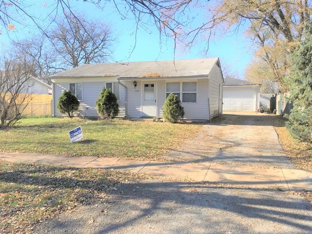 163 Creekside Drive, Bolingbrook, IL 60440 (MLS #10137862) :: Helen Oliveri Real Estate