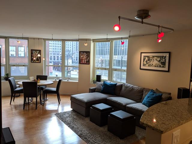 345 N La Salle Street #307, Chicago, IL 60654 (MLS #10137916) :: Ani Real Estate