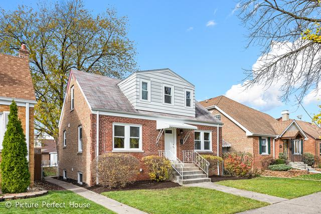 5650 S Newland Avenue, Chicago, IL 60638 (MLS #10137937) :: Leigh Marcus | @properties