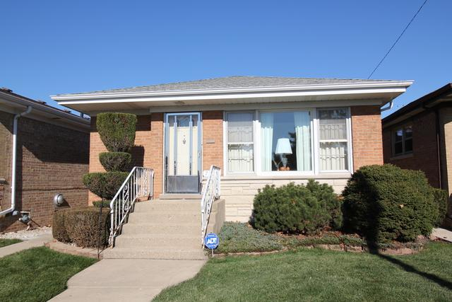 7524 W Strong Street, Harwood Heights, IL 60706 (MLS #10138002) :: The Spaniak Team