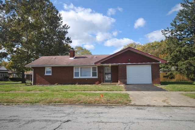 14242 Park Avenue, Dolton, IL 60419 (MLS #10138014) :: Domain Realty