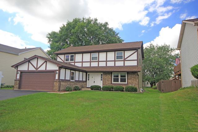 1285 Big Horn Trail, Carol Stream, IL 60188 (MLS #10138053) :: Ani Real Estate