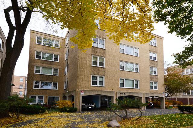 719 Dobson Street #502, Evanston, IL 60202 (MLS #10138066) :: Domain Realty