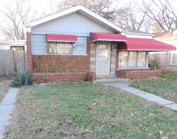 14404 University Avenue, Dolton, IL 60419 (MLS #10138121) :: Domain Realty