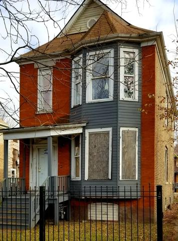 5641 S Morgan Street, Chicago, IL 60621 (MLS #10138127) :: Leigh Marcus | @properties