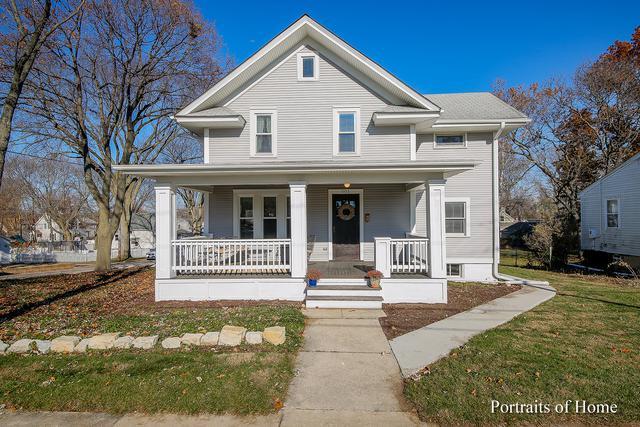 501 E Willow Avenue, Wheaton, IL 60187 (MLS #10138130) :: Ani Real Estate
