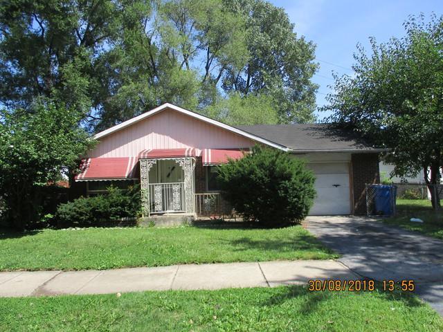 13249 S Vernon Avenue, Chicago, IL 60827 (MLS #10138134) :: Leigh Marcus   @properties