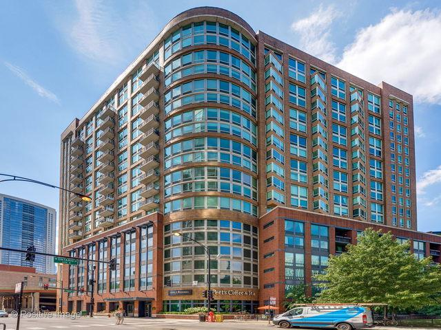 600 N Kingsbury Street #1706, Chicago, IL 60654 (MLS #10138156) :: Property Consultants Realty