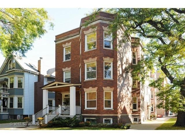 3903 N Seeley Avenue G, Chicago, IL 60618 (MLS #10138165) :: Domain Realty