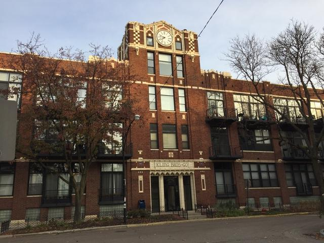 2300 W Wabansia Avenue #111, Chicago, IL 60647 (MLS #10138191) :: Property Consultants Realty