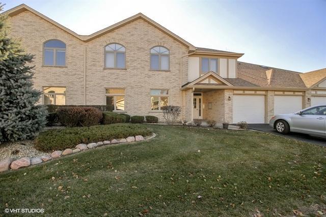 6433 Pine Cone Drive #1, Tinley Park, IL 60477 (MLS #10138202) :: Ani Real Estate