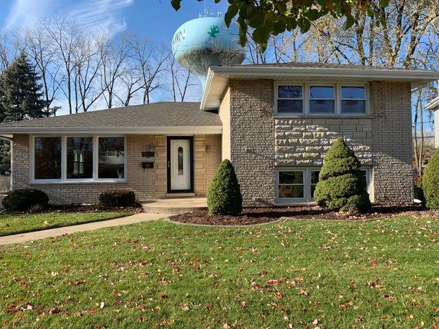 9824 Major Avenue, Oak Lawn, IL 60453 (MLS #10138236) :: Leigh Marcus   @properties