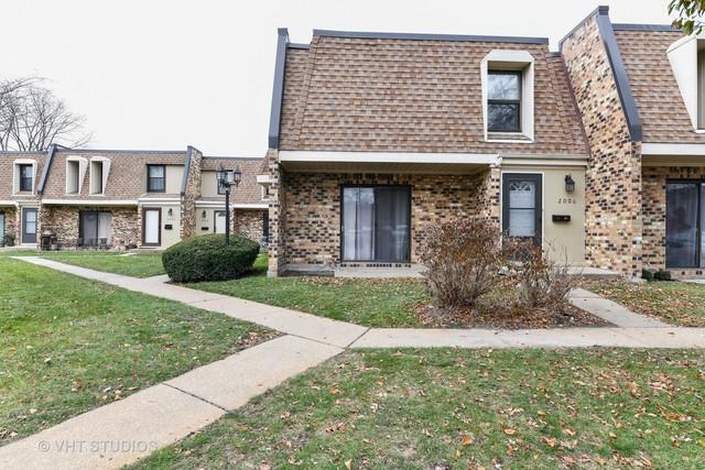 2006 Country Club Drive #2006, Woodridge, IL 60517 (MLS #10138240) :: Ani Real Estate