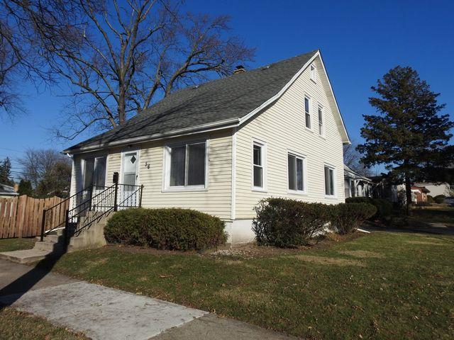 56 W Taylor Road, Lombard, IL 60148 (MLS #10138258) :: Domain Realty