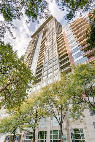 250 E Pearson Street #2804, Chicago, IL 60611 (MLS #10138263) :: Leigh Marcus | @properties