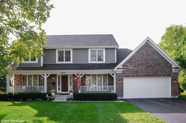 1605 York Court, Mundelein, IL 60060 (MLS #10138266) :: Helen Oliveri Real Estate