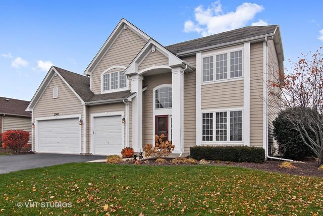 2543 Pinehurst Drive, Aurora, IL 60506 (MLS #10138267) :: HomesForSale123.com