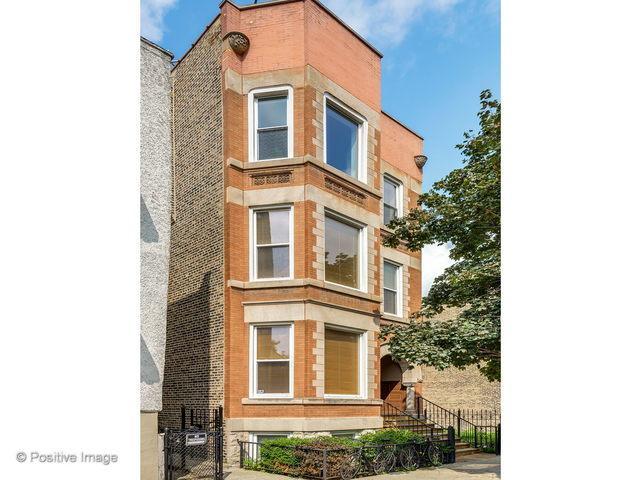 1460 W Ohio Street 3R, Chicago, IL 60642 (MLS #10138297) :: Leigh Marcus   @properties