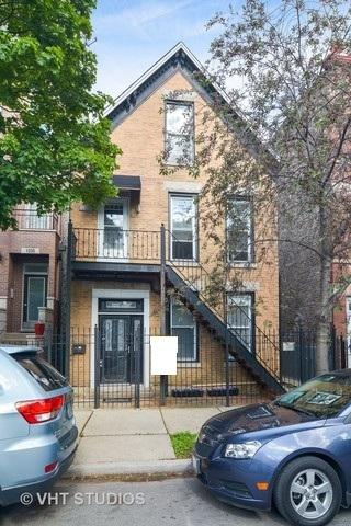 1033 N Hermitage Avenue, Chicago, IL 60622 (MLS #10138322) :: Property Consultants Realty