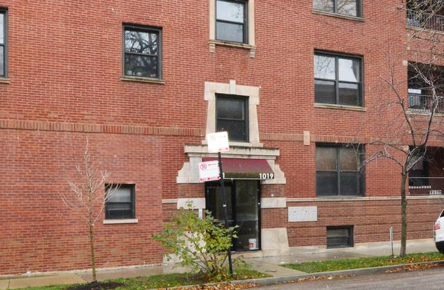1019 N Campbell Avenue G, Chicago, IL 60622 (MLS #10138341) :: Leigh Marcus   @properties