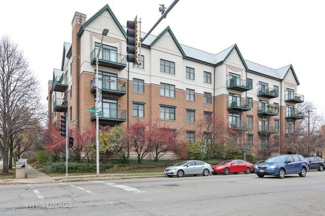 140 N Euclid Avenue #302, Oak Park, IL 60302 (MLS #10138347) :: Ani Real Estate