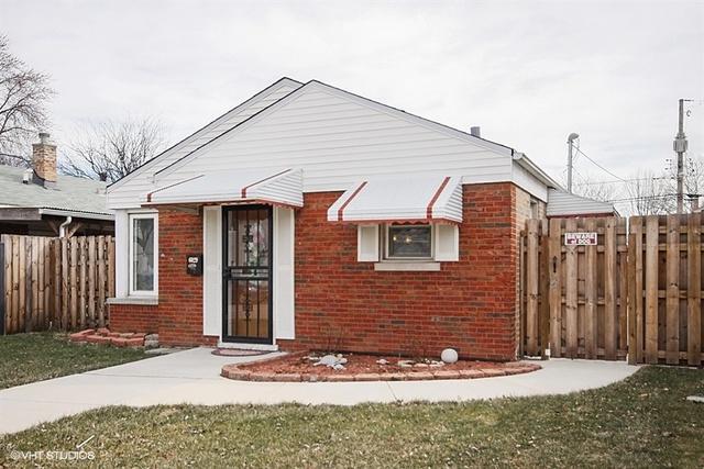 6029 S Natchez Avenue, Chicago, IL 60638 (MLS #10138365) :: Domain Realty