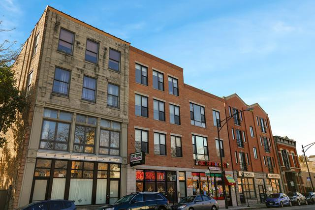 1062 N Milwaukee Avenue #4, Chicago, IL 60642 (MLS #10138367) :: Leigh Marcus   @properties