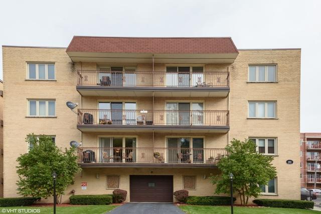463 Graceland Avenue #202, Des Plaines, IL 60016 (MLS #10138382) :: Domain Realty