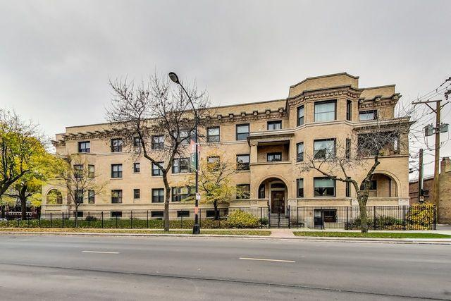 1353 W Wilson Avenue G, Chicago, IL 60640 (MLS #10138404) :: Ani Real Estate