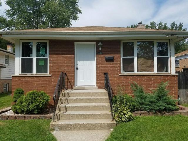 14408 Woodlawn Avenue, Dolton, IL 60419 (MLS #10138429) :: Domain Realty