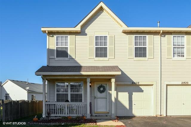 21422 Frost Court, Plainfield, IL 60544 (MLS #10138483) :: Ryan Dallas Real Estate