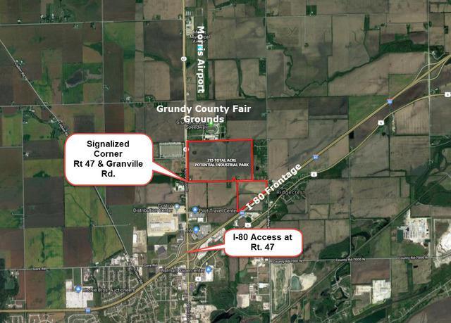 8070 N State Rt. 47 Highway, Morris, IL 60450 (MLS #10138606) :: Ani Real Estate