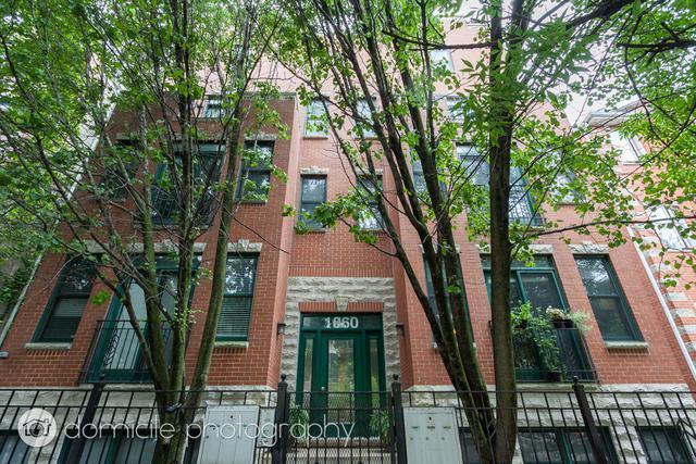 1060 N Marshfield Avenue 2N, Chicago, IL 60622 (MLS #10138700) :: Leigh Marcus   @properties