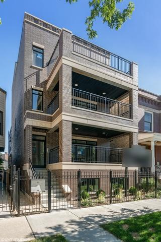 1242 W Grace Street #2, Chicago, IL 60613 (MLS #10138730) :: Leigh Marcus | @properties