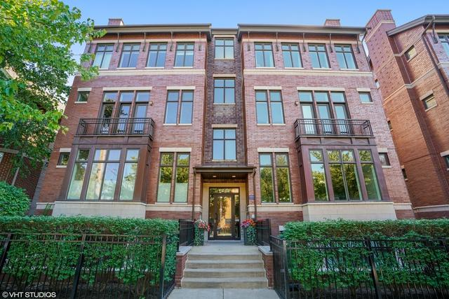 1249 W Melrose Street 3E, Chicago, IL 60657 (MLS #10138745) :: Leigh Marcus | @properties