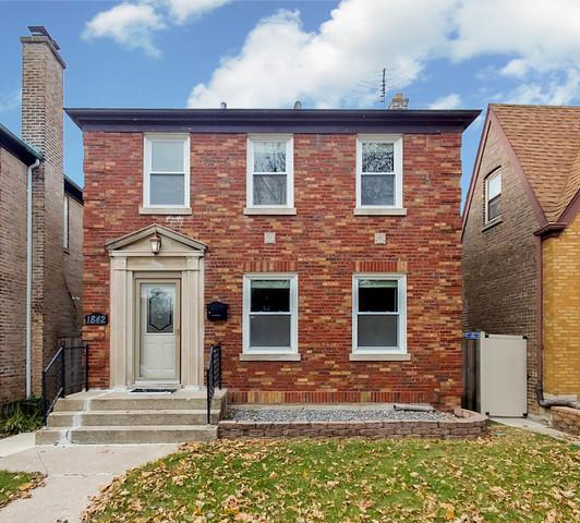 1842 N Normandy Avenue, Chicago, IL 60707 (MLS #10138775) :: Ani Real Estate
